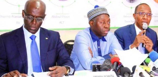 Affaire Petrotim : Abdoul Mbaye & Cie demandent l'activation de la Crei