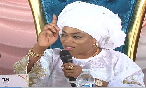 VIDEO – Sokhna Aïda Diallo: «Sama ben diawrign Rék, diokh nama…»