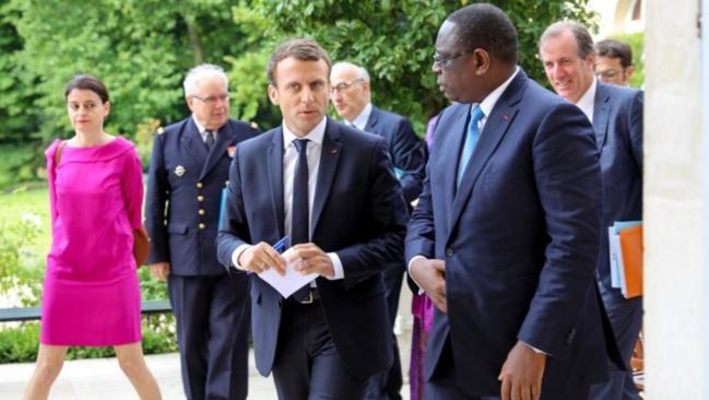 FRANC CFA: Macron veut des réformes avant décembre 2019