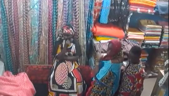 Vidéo de la honte. Deux femmes filmées en flagrant délit de vol