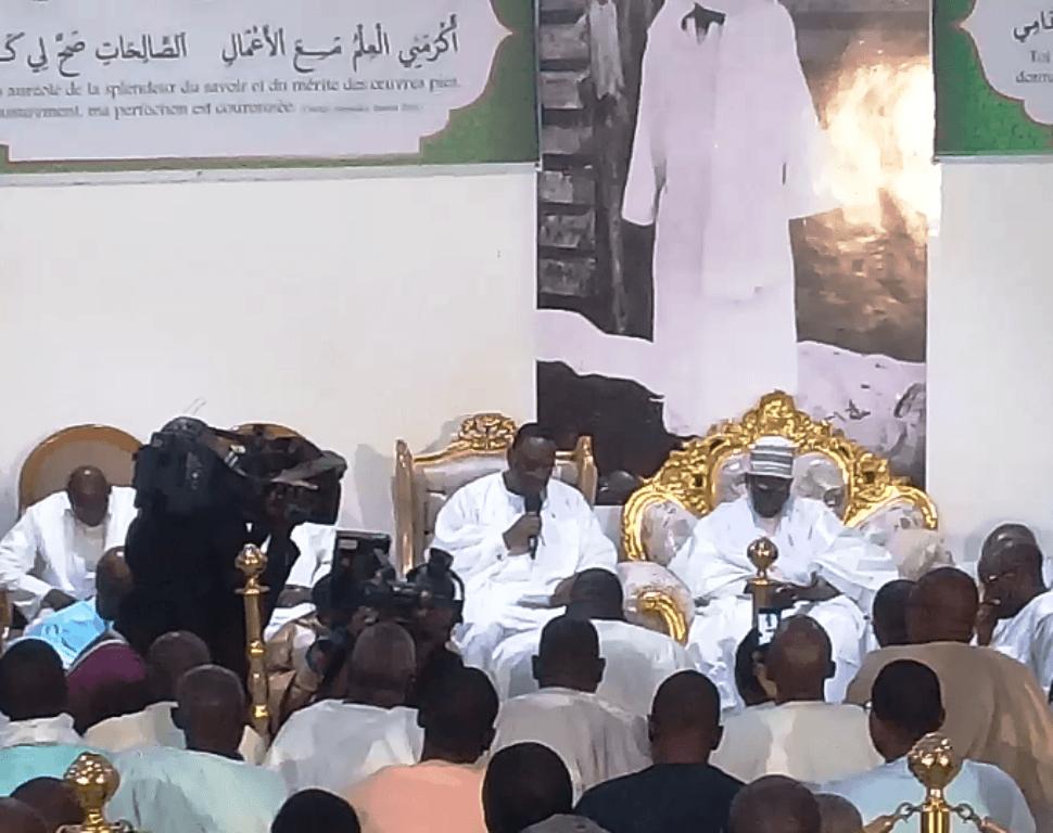 Touba : Macky Sall en croisade contre le manque d'eau et les inondations dans la ville sainte