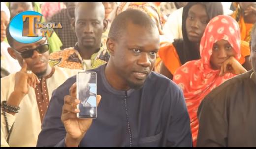 Moustapha Diakhaté: Ousmane sonko ne peut pas échapper aux poursuites judiciaires dans l'affaire des 94 milliards Fcfa.