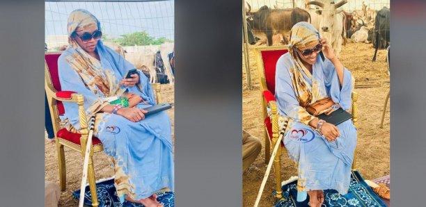 WADIAL Magal 2019 les images de Sokhna Aida Diallo