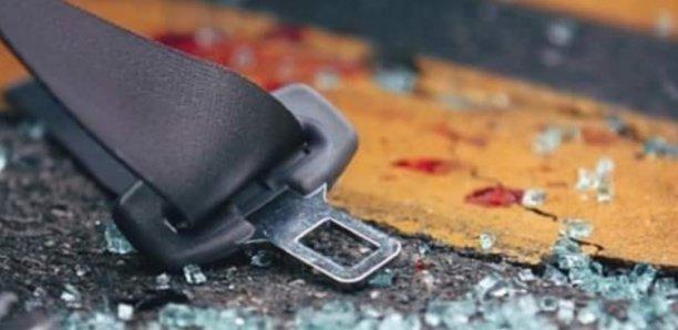 Dernière minute: Le bus de l'équipe d'Iseg Sport fait un accident sur la route Louga