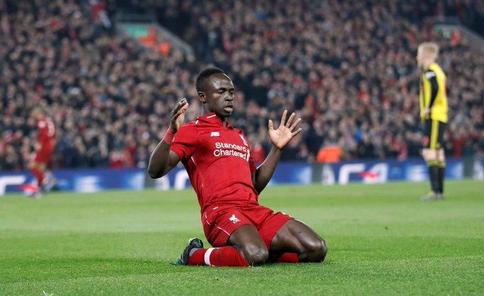 Ballon D'or 2019: Sadio Mané parmi les cinq premiers nommés