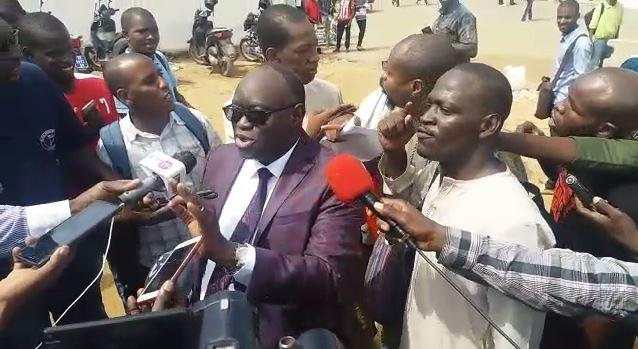 Urgent : Me El Hadj Diouf «FRAPPé et DEGAGé» au tribunal (Vidéos)