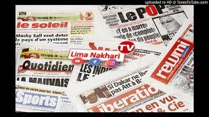Revue de Presse Baol Medias  (Wolof) du Vendredi 25 Octobre 2019 Par Ahmadou Bamba