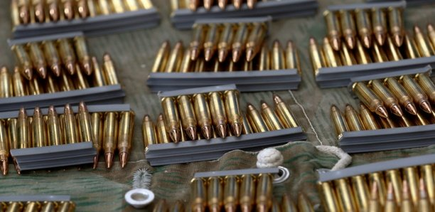 Pekesse : La gendarmerie saisit des munitions de l'armée