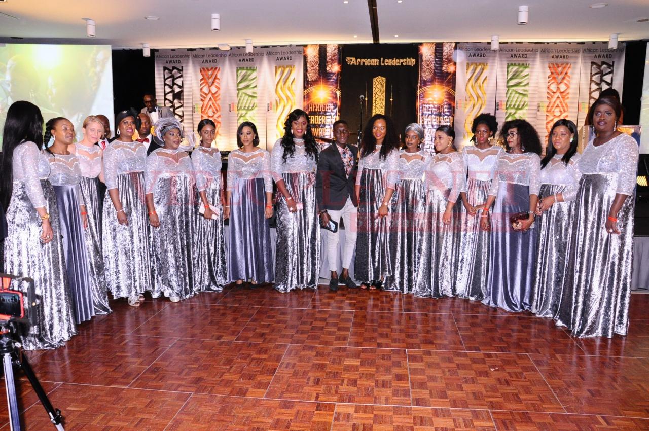 Les images de la soirée des African Leadership Award à Paris