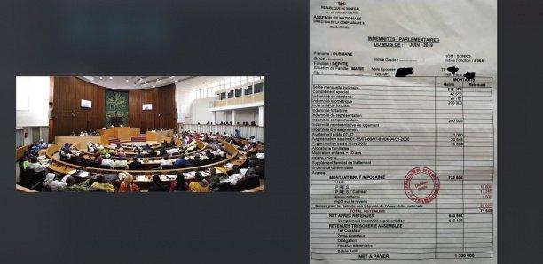 Impôts des députés : De «graves légèretés» à l'origine de la polémique