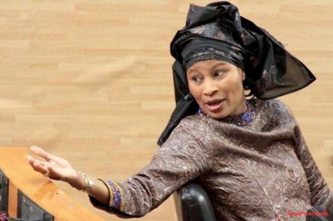 Macky Sall nomme Aissata Tall Sall !