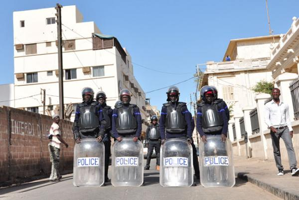 Sécurité publique : Le Sénégal doit obligatoirement s'équiper en armements (Expert)