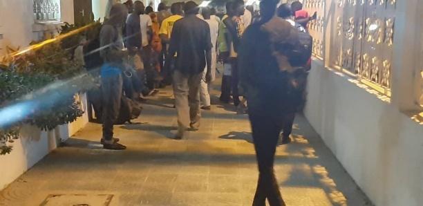 Tivaouane : Les journalistes bloqués devant la résidence Al Amine
