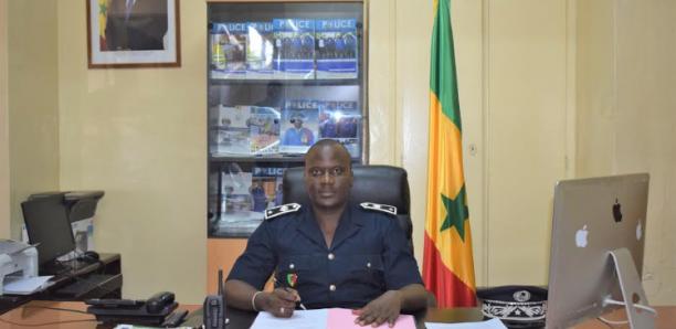 POLICE : Le nouveau porte-parole a pris fonction