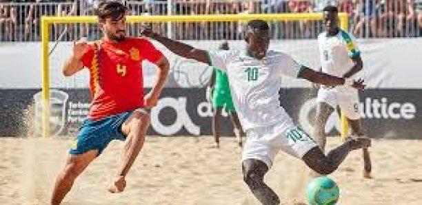 Mondial Beach soccer : Les Lions visent le dernier Carré