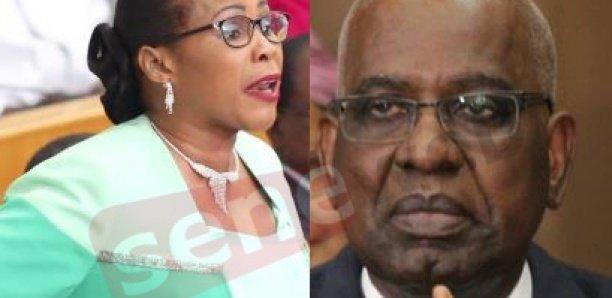 Assemblée : Mame Diarra Fam se défoule sur Me Malick Sall