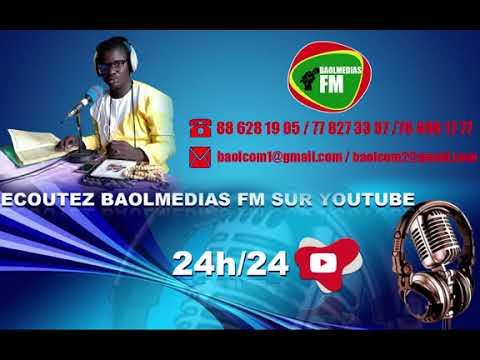 VIDEO YOBALOU BISS BI DU MERCREDI 13/11/2019SI RADIO BAOLMEDIASFM AVEC SERIGNE CHEIKHOUNA DIAW