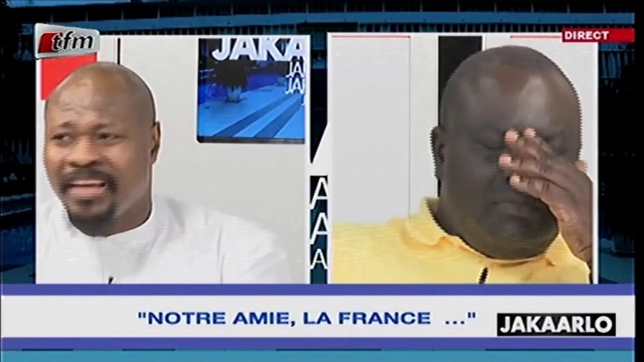 «Je ne serai pas aussi violent que toi…»: La réponse humiliante de Guy Marius Sagna à Birima Niaye