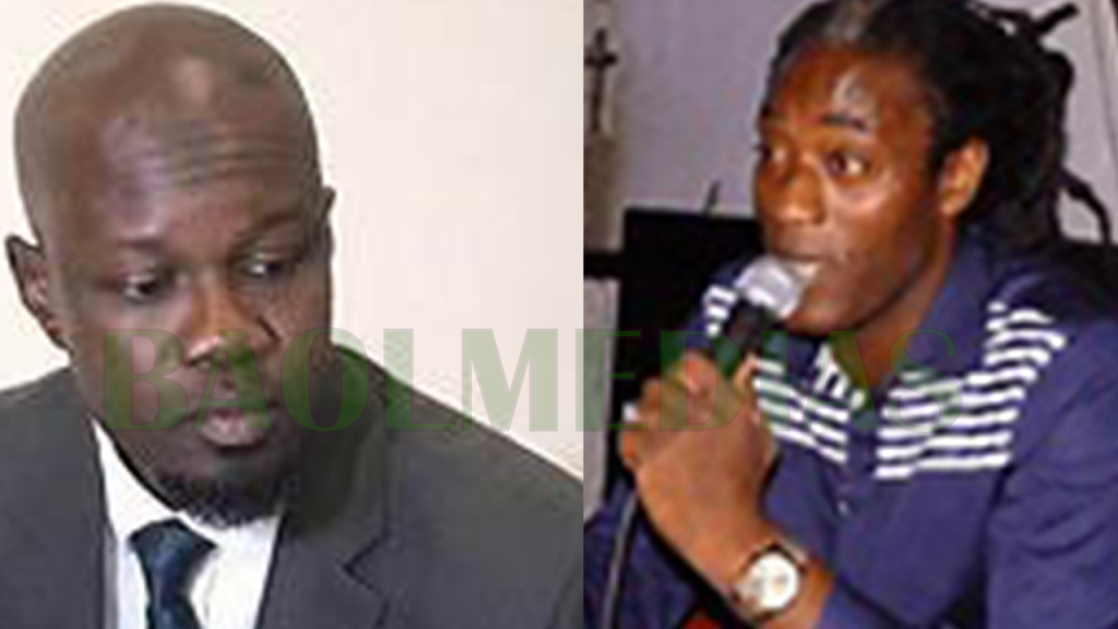 Ousmane SONKO ne cherche que du buzz :dit Mame Gor Diazaka