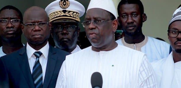 Mort de 15 Sénégalais dans un naufrage : Le coup de gueule de Macky