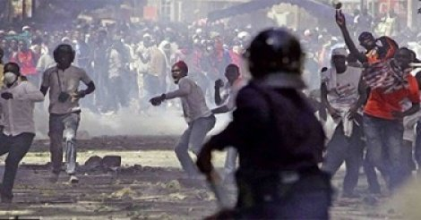 Urgent, Ça chauffe à l'UCAD: 2 étudiants et un policier blessés