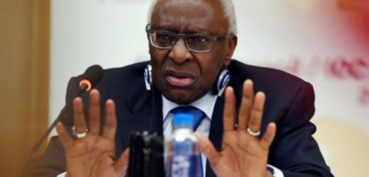 IAAF: Le procès de Lamine Diack renvoyé au mois de juin