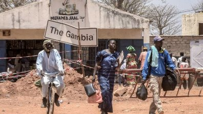 La Gambie suspend son mot d'ordre et rouvre ses frontières au Sénégal