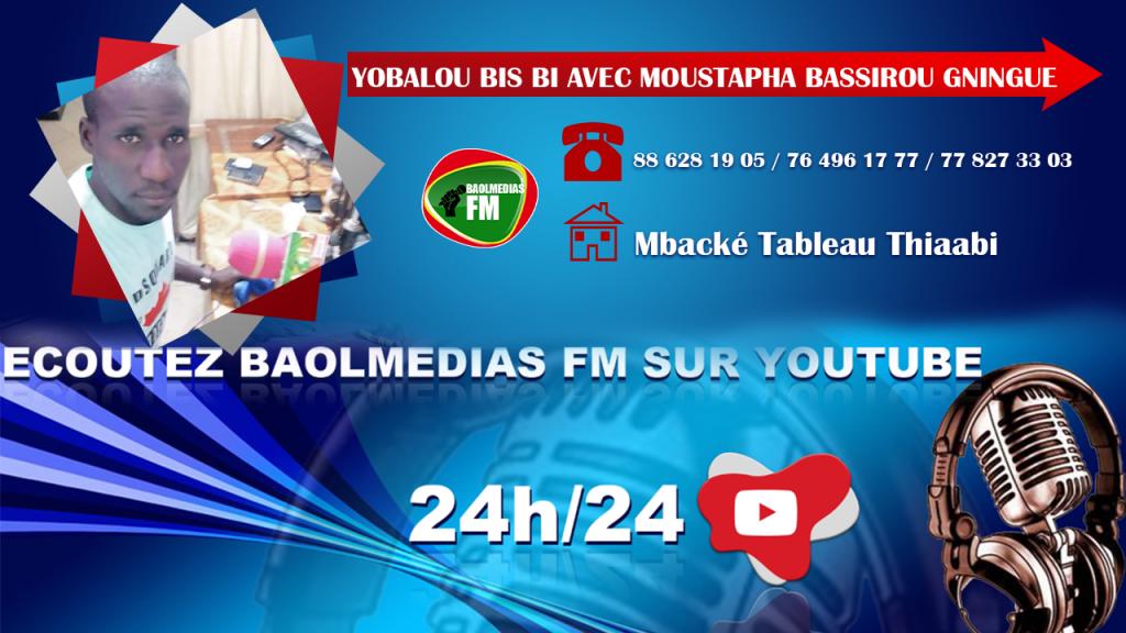 YOBALOU BIS BI DU MERCREDI 12 FEVRIER 2020