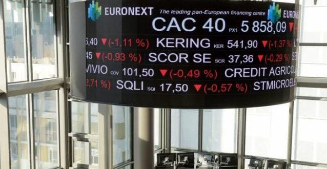 Bourses: le coronavirus fait envoler l'indice de la peur (VIX)