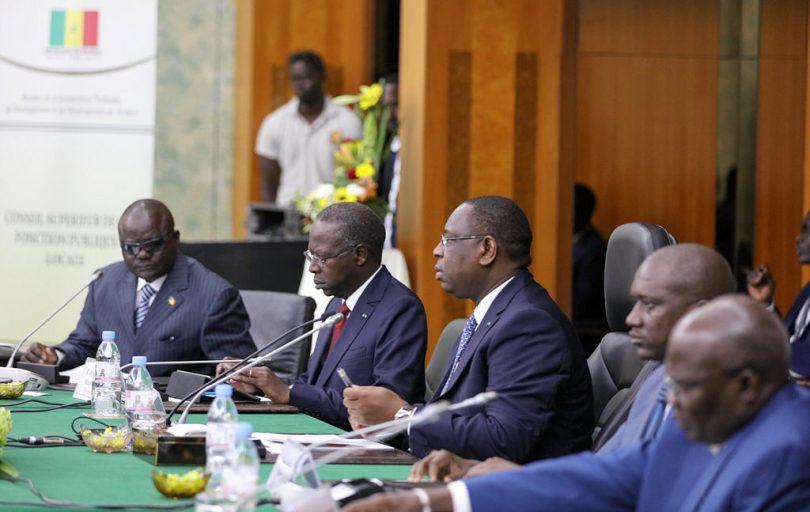 Coronavirus : Le président Macky Sall exige que le Sénégal se barricade