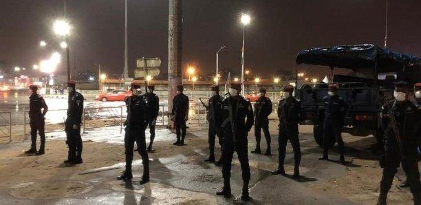 Violation du couvre-feu : L'Asp de la préfecture de Thiès a vendu 300 autorisations de circuler