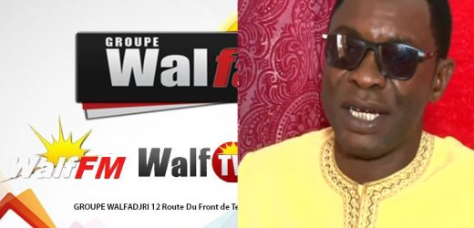 WALF Tape Encore, Après Mouhamadou BITEYE, Thiamas Signe Son Retour