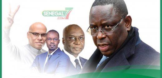 Sénégal: comment Macky SALL a réussi à confiner son opposition
