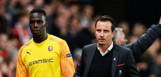Rennes : Stéphan confirme le départ de Mendy