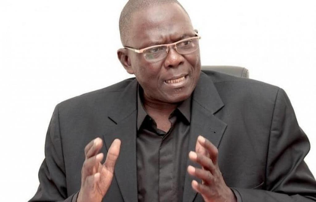 Moustapha Diakhaté: «C'est une escroquerie…!»