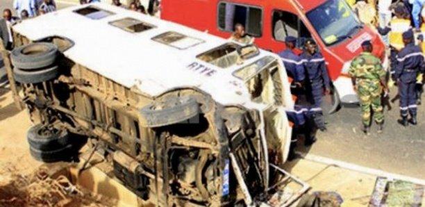 Magal Touba: Un car Ndiaga Ndiaye dérape et fauche mortellement une fille de 5 ans