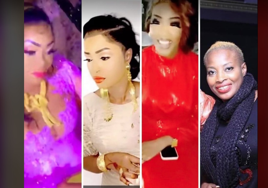 Vidéo:Mariage de Mbathio:Ndeye Guéye zappée des invités,Sabel Dieng, Oumou Sow, Ya Awa imposent leur sagnsés »Battré des VIP »