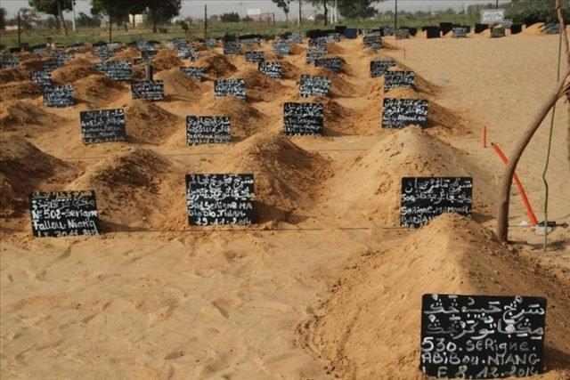 CIMETIÈRE DE TOUBA: 6375 INHUMATIONS ENTRE JANVIER ET JUILLET 2020