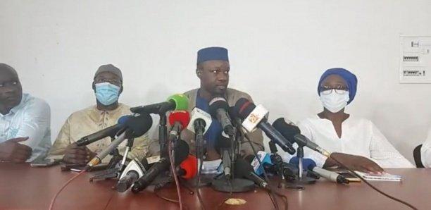 Ousmane Sonko : «Ne laissons pas les magistrats être les agneaux de sacrifice