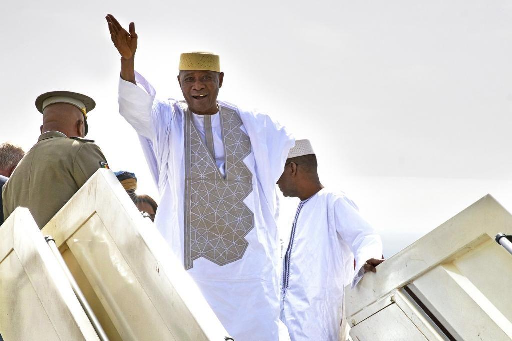 Le Mali en Deuil, Amadou Toumani Touré n'est plus!