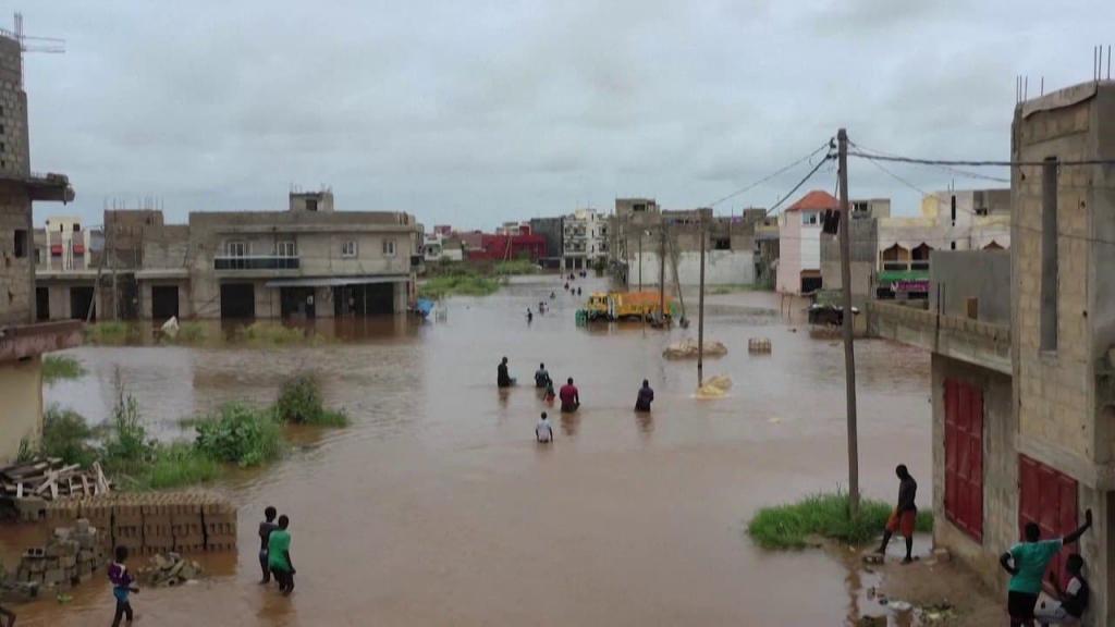 Inondations : Depuis 2012, plus de 20 milliards noyés…