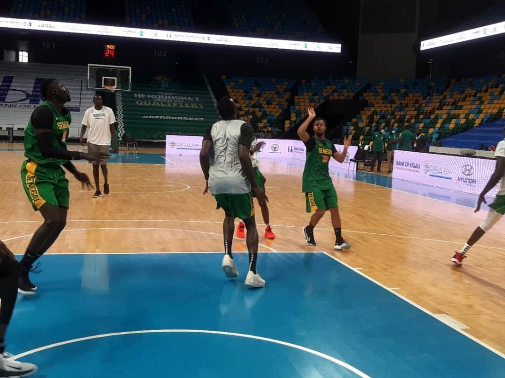Elim. Afrobasket 2021 : 8 Lions à la deuxième séance