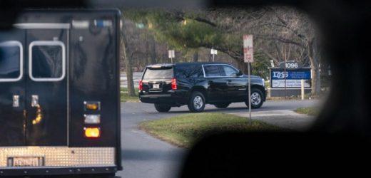 USA: Joe Biden se fracture le pied en jouant avec son chien