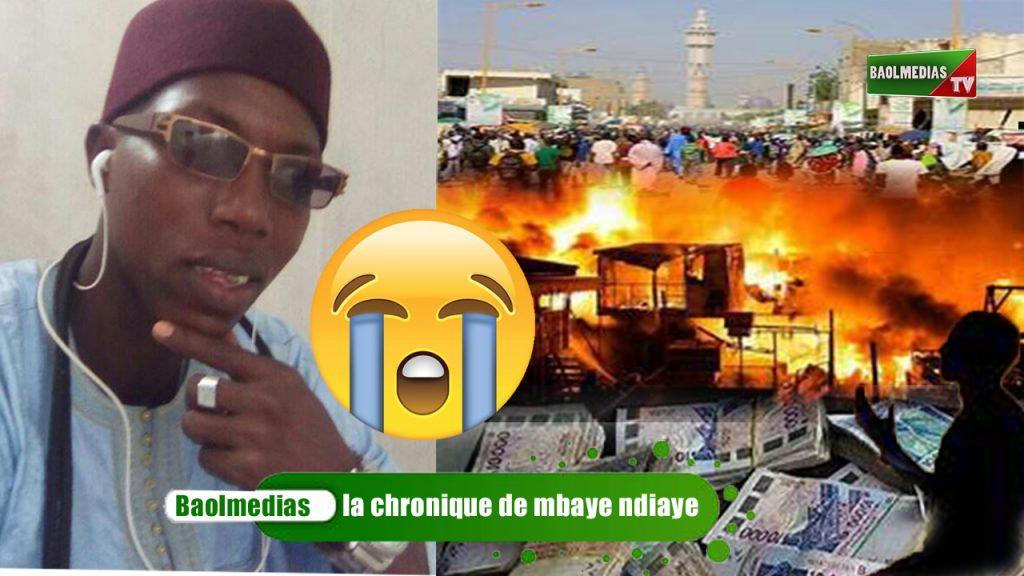 a chronique de Mbaye Ndiaye :les commerçants doivent respecter les 5 prières et donner le zakat