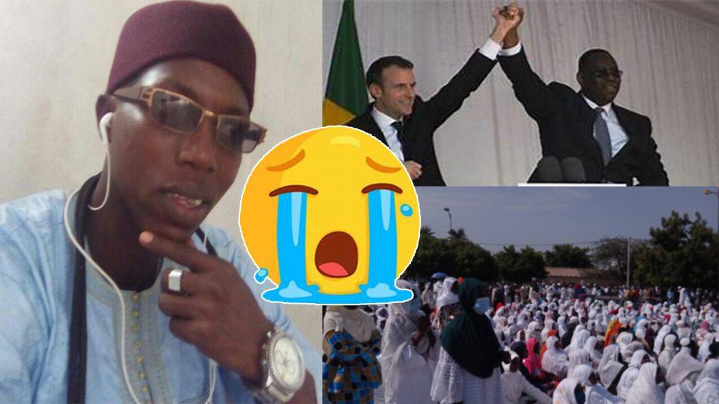 Les Chronique de Oustaze Mbaye Ndiaye sur la Manifestation islamique