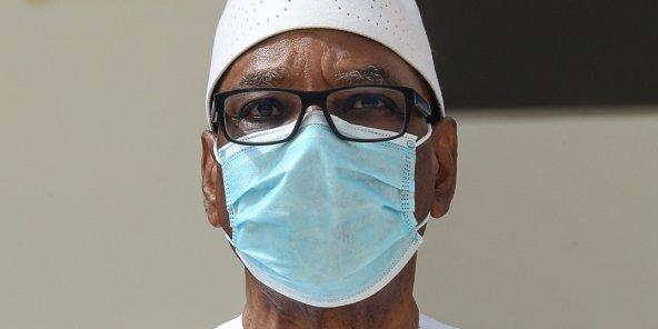 Mali : la nouvelle vie d'Ibrahim Boubacar Keïta, en forme mais en résidence surveillée