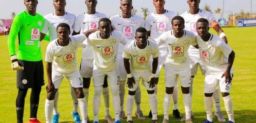 Ligue 1 : l'As Douanes et Diambars démarrent bien