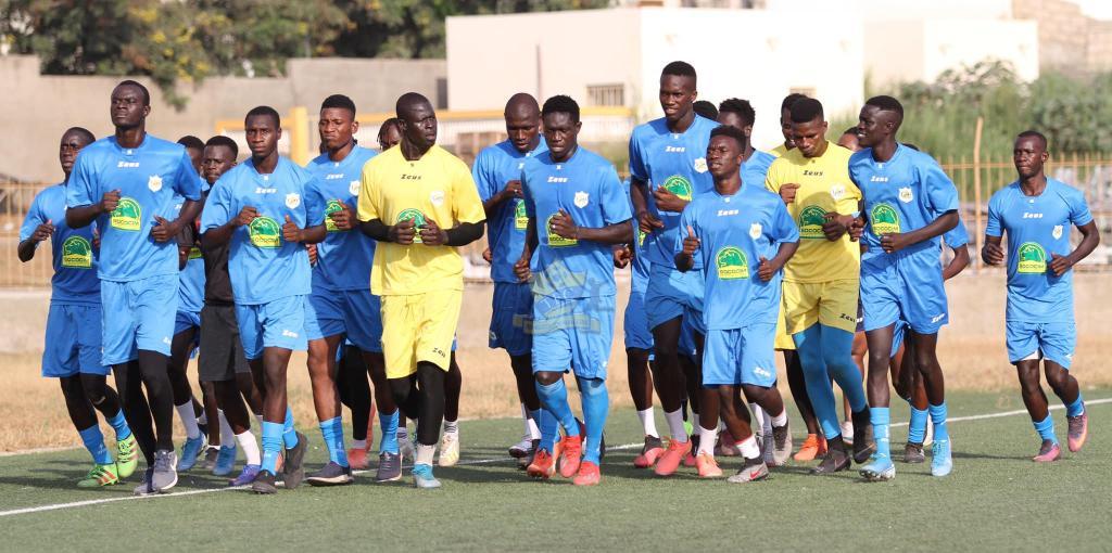Ligue des Champions : le jackpot pour Teungueth FC !