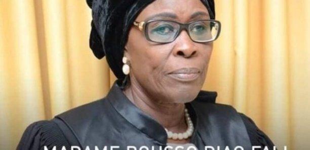 Le Conseil constitutionnel en deuil : Bousso Diao Fall n'est plus