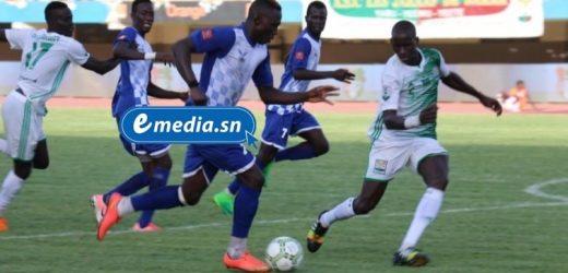 FIN 2e JOURNEE: BONNE ENTAME DU JARAAF, TEUNGUETH FC SE CONTENTE DU NUL